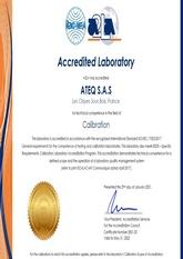 AKREDYTACJA | wg normy ISO/IEC 17025:2017