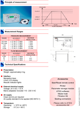 ATEQ ERD 520 | Tester zaworów