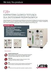 ATEQ F28+ | Detektor nieszczelności