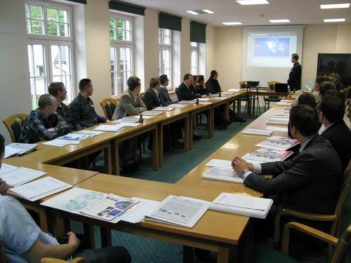Szkolenie ATEQ – Duszniki Zdrój 15-16.05.2010