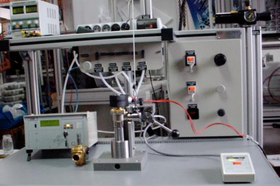 Manualne testy zaworów elektromagnetycznych