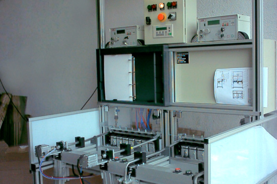 Kontrola szczelności rur kolektorów do kuchenek gazowych