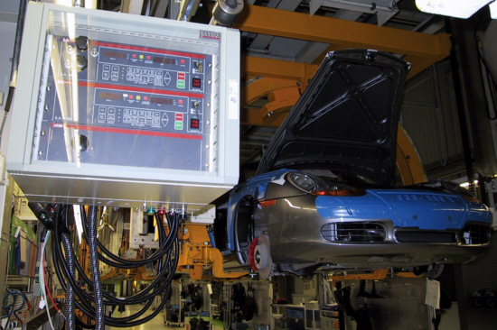 Kompleksowa kontrola szczelności układu hamulcowego, paliwowego i chłodzenia po montażu w samochodzie