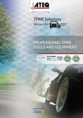 ATEQ T.P.M.S. | System monitorowania ciśnienia w oponach samochodowych (T.P.M.S.)
