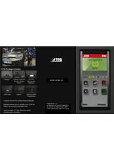OBSŁUGA VT55 | System monitorowania ciśnienia w oponach samochodowych (T.P.M.S.)