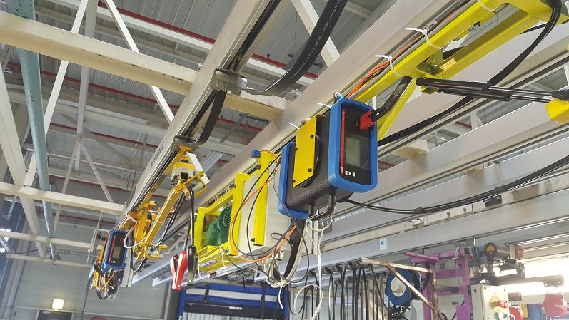 Automatyczna diagnostyka i ładowanie akumulatorów na liniach montażowych