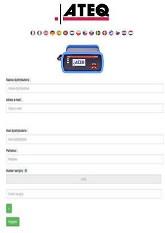 ATEQ BC512S | Jak zaktualizować. Jak ustawić datę i czas.