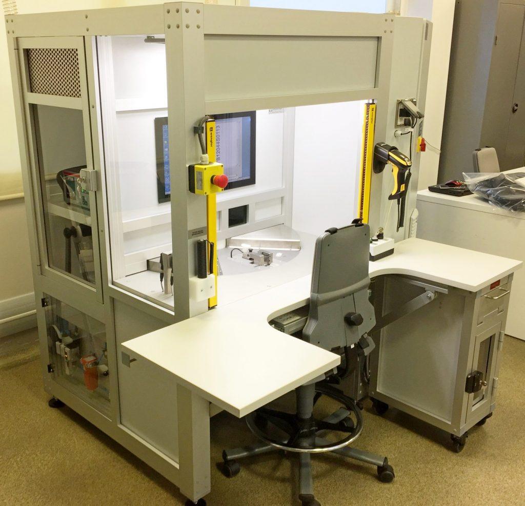 Kompaktowy tester nieszczelności z elektrycznym testem funkcjonalnym dla branży medycznej